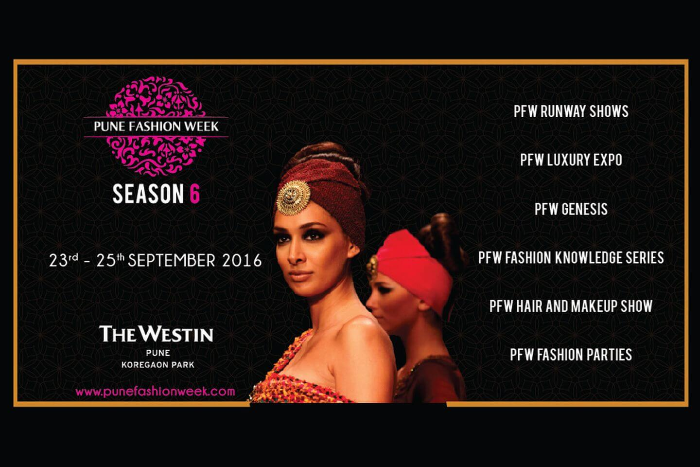 Pune Fashion Week 2016
