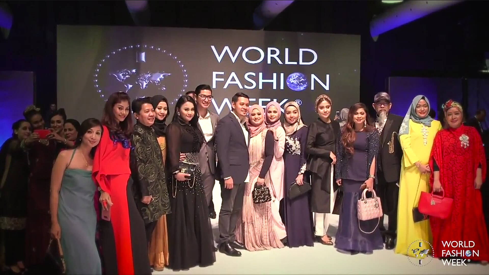 World Fashion Week<sup>®</sup> Malaysia 2017 celebrated cultural diversity & the beauty, power & artistic global movement of fashion